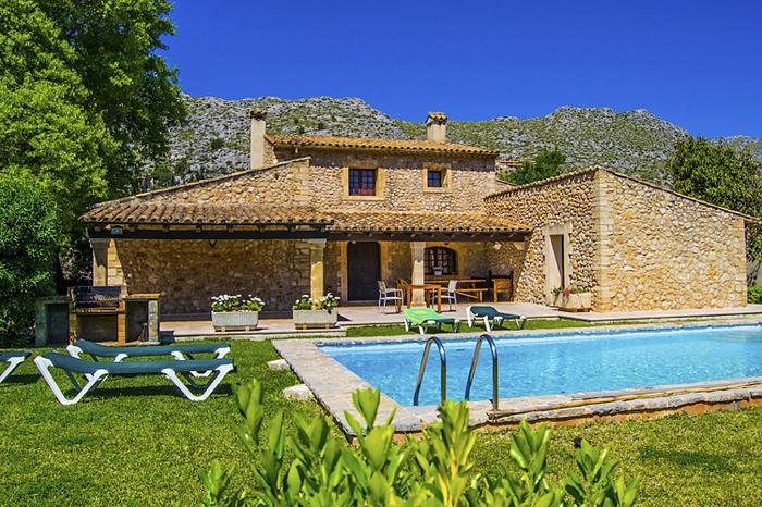 The Holiday Villa Company Crux Finca