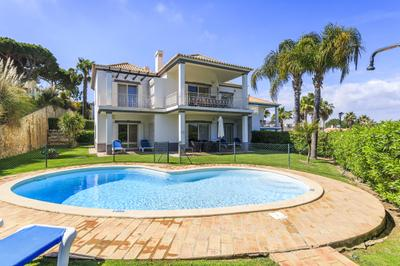 Encosta T3 with Pool in Quinta do Lago