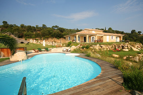 Corsica villas from The Villa Company