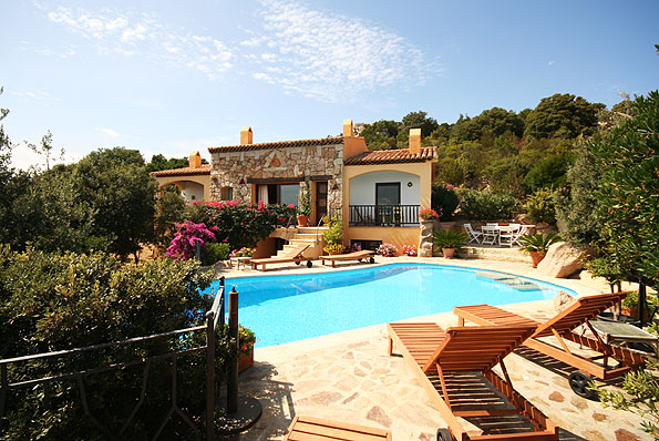 Sardinia villas from The Villa Company
